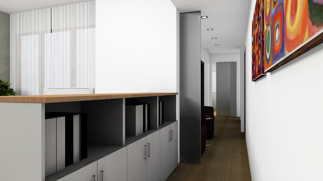 ufficio 4-corridoio